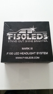 04-08  F150 LED HEADLIGHT KIT  ( MARK III )  6000 LUMENS