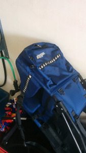 Mountain equipment co-op baby carrier backpack