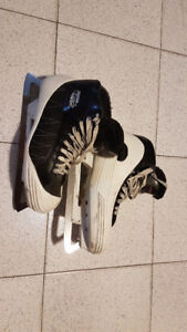 CCM Tacks Goalie skates size 12 senior HOCKEY