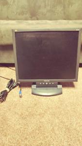 """ViewSonic 19"""" computer monitor"""