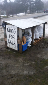 FIREWOOD in large bags FOR SALE