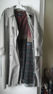 Manteau Trench Bugatti (4 Saisons) (Gilet amovible) pour homme