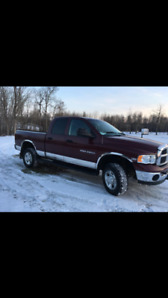 Dodge 2500 Low KMS