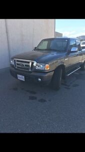 Excellent condition Ford Ranger XLT with low km's