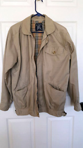 Vintage Burberry Jacket size small