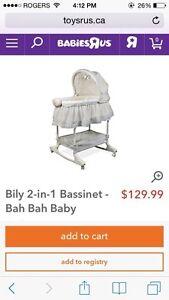 Billy 2-in-1 Bassinet