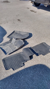 Jeep Grand Cherokee Weathertech Mats (13-15)