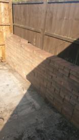 Clay block pavers