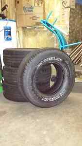 Used Michelin LTX M/S2 Truck Tires