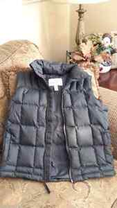 Cabelas down filled vest