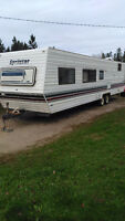 1989 35ft sprinter mallard trailer 4000 obo or trade for?