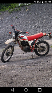 Looking for a 125 2stroke
