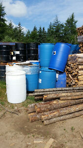 Steel & Plastic Barrels for sale