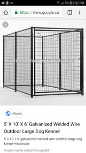 Outdoor dog kennel for sale