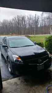 Perfect first car 2008 Nissan Altima 122000 kms