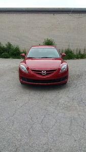 2010 Mazda Mazda6 GS Sedan