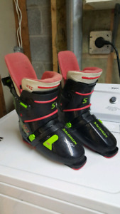Skiis, boots, bindings, and poles for sale. Will sell separately