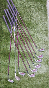 Womens Golf Clubs $60 - pick up in Brooklin
