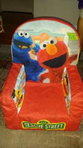 Sesame Street Foam Chair for Sale