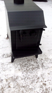 Large exellent condition wood stove