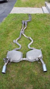 BMW E92 N54 335I PARTS 2008 EXAUST, RIMS, DOWNPIPES, INTAKE ETC.