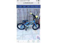 Bmx bike age 4 upwards