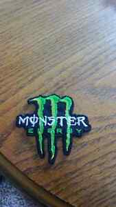 Monster sew on patches (4)