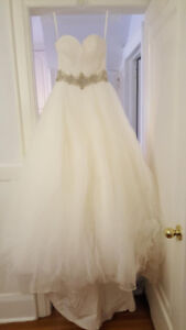 Mori Lee Princess Wedding Dress
