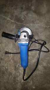 Grinder and Impact Drill