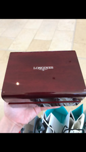 95 % new  The Longines Master Collection  moonphase,
