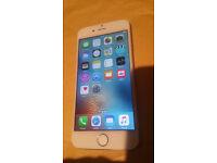 Iphone 6 16gb unlocked grey swap for 6s