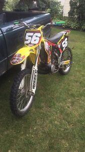 Suzuki rm250 for sale