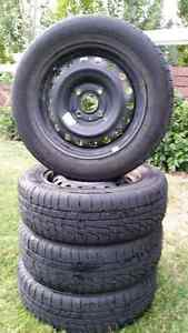 """NOKIAN 15"""" M&S  all weather 185/65R15"""