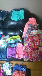 Girls 5-6 summer clothes