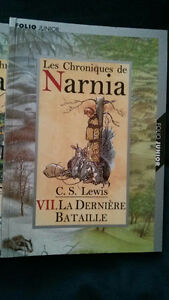 French Books - Narnia