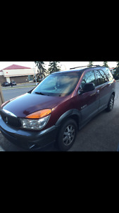 *PRICED REDUCED* 2003 Buick Rendezvous CX SUV, Crossover