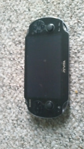 PS Vita With One Game (175)