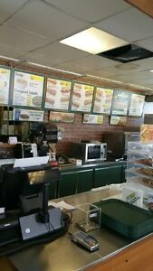 SUBWAY Business for Sale in Toronto