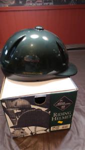 Youth International Riding Helmet - Medium