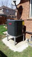 Air conditioning, Furnace, Relocation, Ductwork, Redtag, Heating
