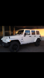 2012 Jeep Wrangler Unlimited SPECIAL EDITION SUV, Crossover
