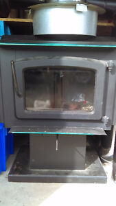 Brand New High Efficiency Wood Stove