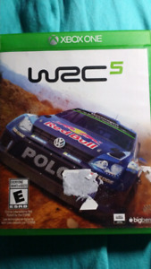 Wrc 5 for Xbox one