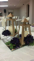 Centrepiece Rental - DYI and Save!