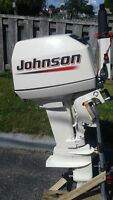 OUTBOARD MOTOR - MUST SELL PRICE REDUCED!
