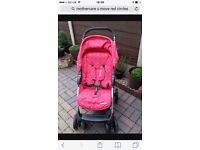 Mothercare u move pushchair BRAND NEW!