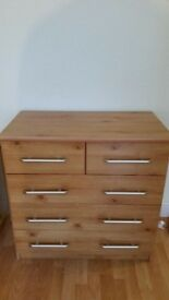 Chest of 2+3 drawers (5 drawers)