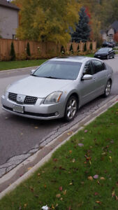 2004 Nissan Maxima SE 3.5L for Sale AS IS  - $900 OBO
