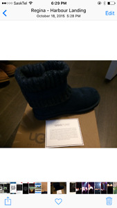 Navy brand new Uggs
