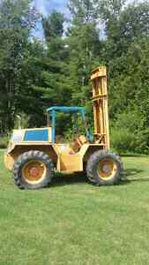 Forklift with Perkins engine. Only 290 hours!!!